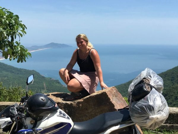 Hai Van Pass - Hue City Motorbike From Hoi An