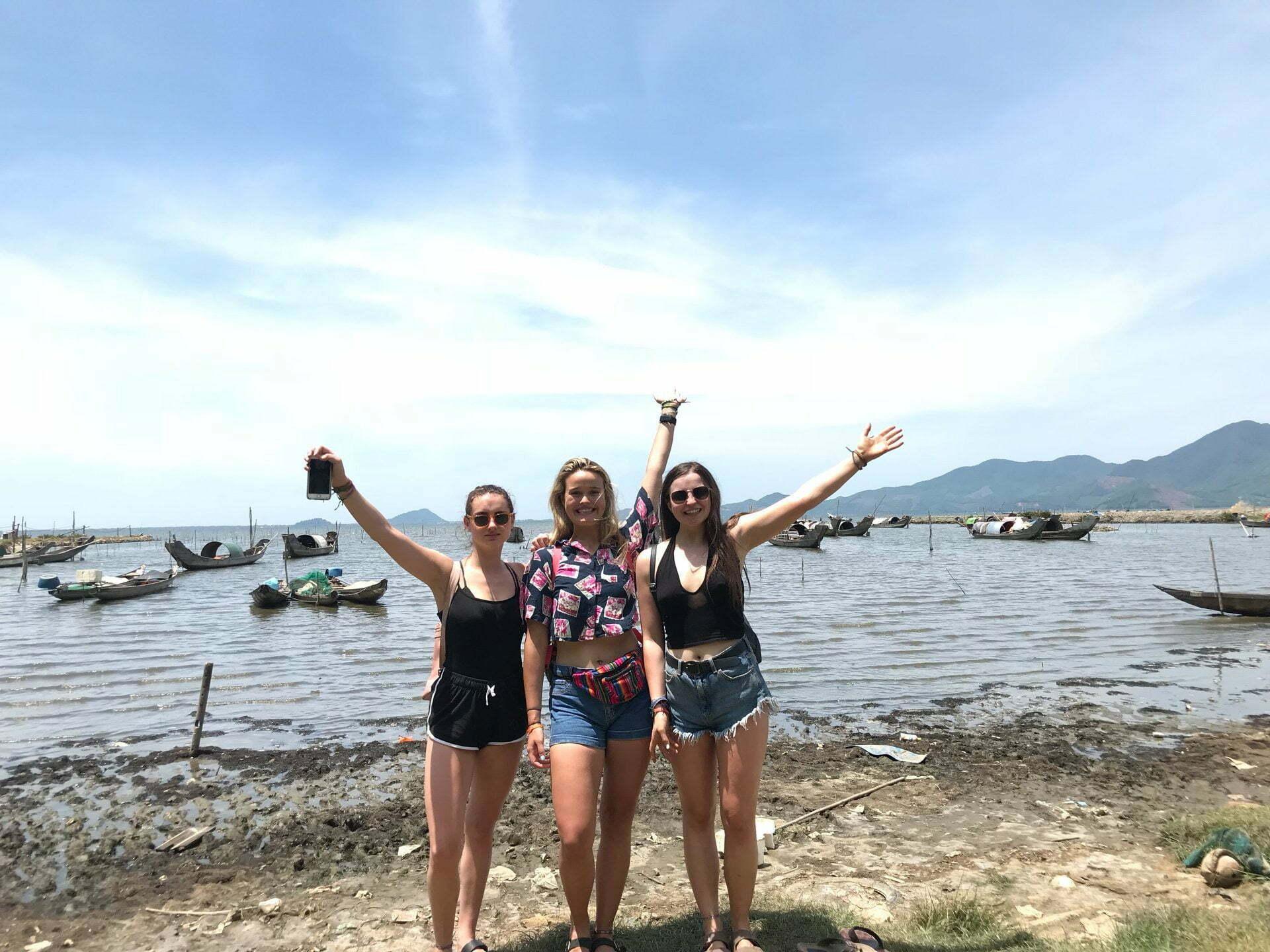 Lap An Lagoon - Hue To Danang Motorbike Tour Via Hai Van Pass