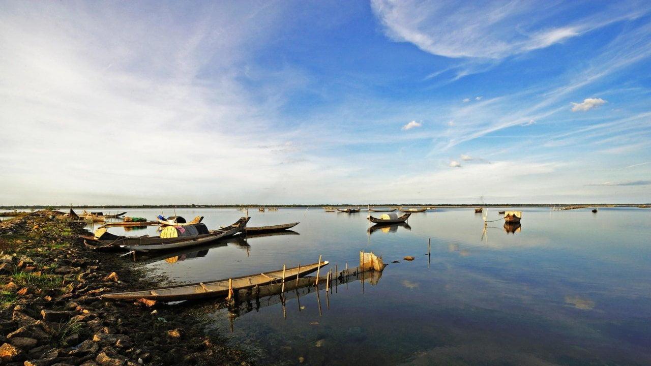 Tam Giang Lagoon - Danang Motorbike Adventure
